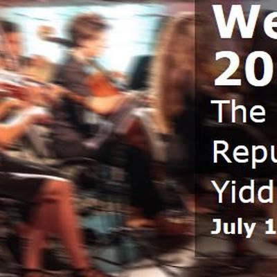 Jüdische Musikkultur in Weimar, Deutschlandfunk 2015